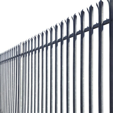 palisade fence designs