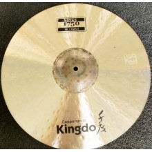 Best Quality for Crash Cymbals,Percussion Cymbals,Crash Ride Cymbal Manufacturers and Suppliers in China Top Grade Music Percussion Drum Cymbals Set export to Costa Rica Factories