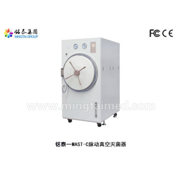 Hospital clinic pulsating vacuum sterilizer