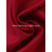 woolen 100% cashmere single face fabric