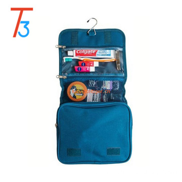 Men or Women Travel Bag Organizer Cosmetic Dopp Kit Hanging Toiletry Bag