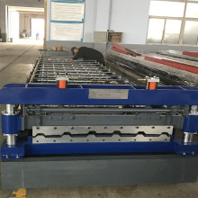 IBR steel sheet roll forming machine