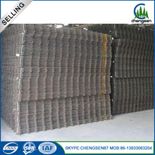 Hot dipped galvanized reinforcing welded mesh
