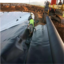 Aquaculture shrimp farm pond liner HDPE geomembrane