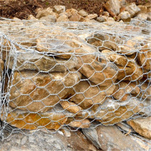 Free sample for Hexagonal Mesh Gabion Box Woven Stone Reno Mattress Hex Gabion Mattress export to Anguilla Supplier