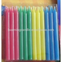 Bottom price for Best Spiral Birthday Candles,Colorful Spiral Candles,Heart Spiral Candles Manufacturer in China Wholesale Pencil Shape  Cake Pillar Birthday Candles supply to India Suppliers