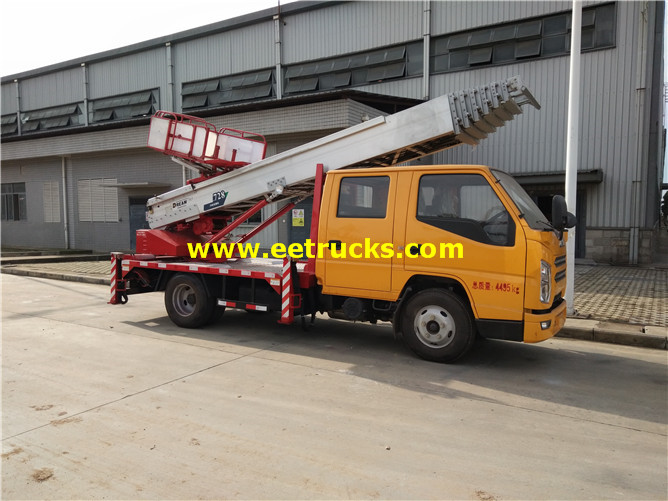 Truck mounted Man Lifts