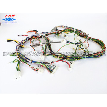 Renewable Design for custom wire harness for game machine Wire Assembly For Game Machine supply to United States Importers