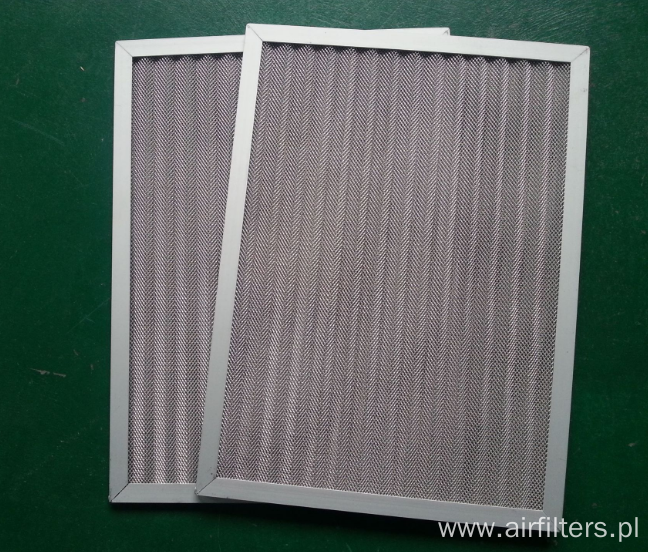 Metal Mesh Primary Air Filter