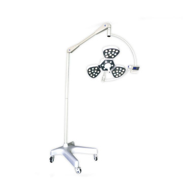 Ceiling mounted hospital examination lamp
