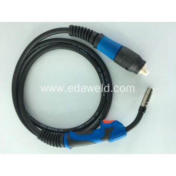 "EDAWELD ""GRIP""Handle Air Cooled Rating150A Up to 230A"