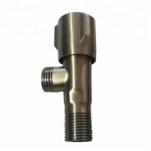 High Pressure Resistant Brass Angle Valve