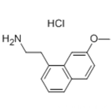 2-(7-Methoxy-1-naphthyl)ethylamine hydrochloride CAS 139525-77-2
