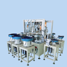 Automatic Assembly Machine For Plastic Cap