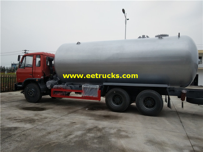 26000L LPG Gas Transport Tankers