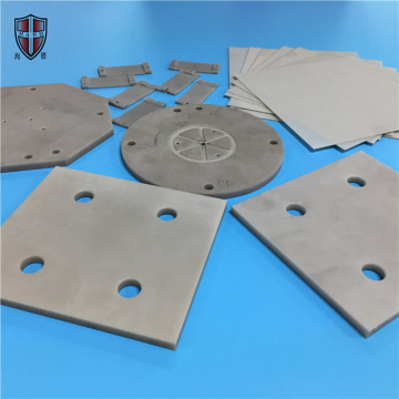 high thermal conductivity aluminum nitride AIN ceramic parts