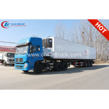 2019 New 15meters 77m³ 3Axles Refrigerated Semi Trailer