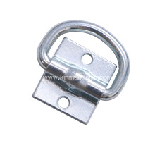 Silver Rope D Ring For Camping Trailer