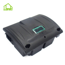 OEM Supplier for Rodent Bait Station Plastic Rat Poison Bait Station supply to North Korea Factory