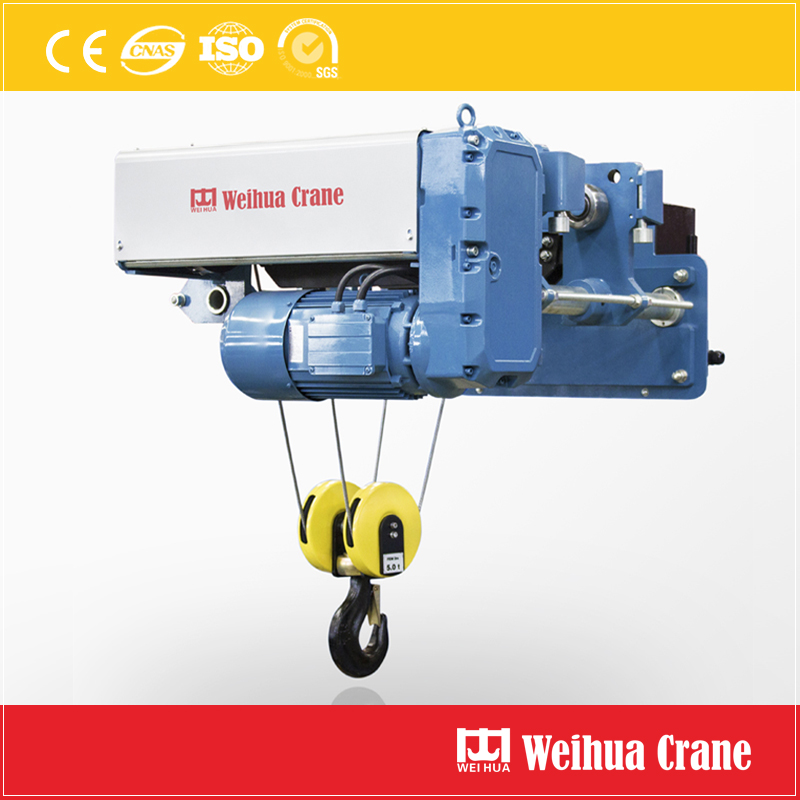 Nd Wire Rope Electric Hoist 3