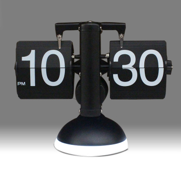 Original designd Flip Clock with Light for Table
