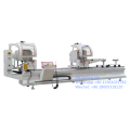 Aluminum Profile Cutting Saw Double Heads