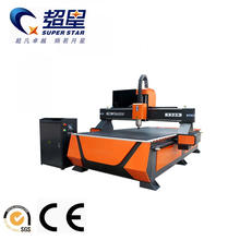 High Quality for Single Head Woodworking Machine Economic CNC Wood router Machinery supply to Chile Manufacturers
