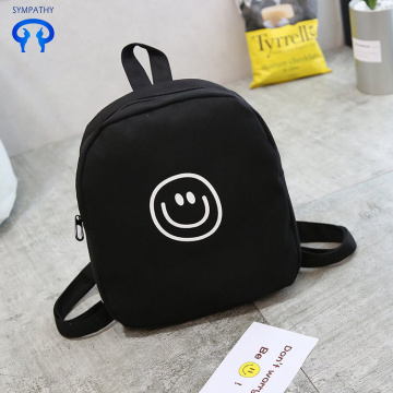 The new Korean version of canvas backpack