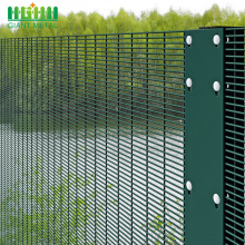 hot dipped galvanized steel wire  358 fence