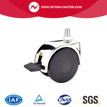 PA Threaded Stem Furniture Casters