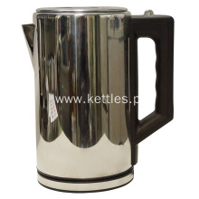High Quality Cylinder Aluminum Kettle 2.2 L