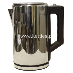 PriceList for Aluminium Electric Water Kettle High Quality Cylinder Aluminum Kettle 2.2 L supply to Egypt Manufacturers