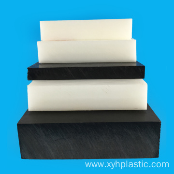 Engineering Plastic Copolymer Acetal POM Sheet with ROHS