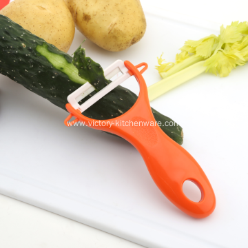 Ceramic knife kitchen peeler