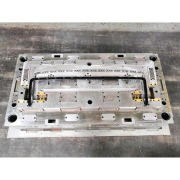 Mould manufacturing for automobile skylight