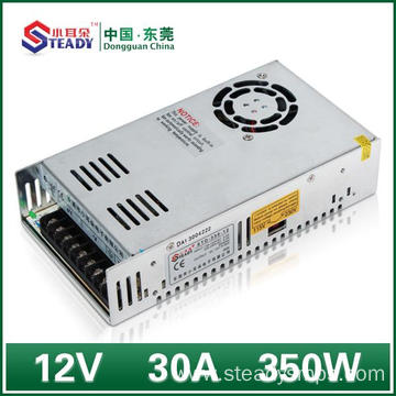 Factory source manufacturing for Network Switch Power Supply 12VDC Network Power Supply 350W supply to France Suppliers