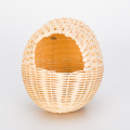 Percell Egg Shaped XLarge Rattan Bird Nest