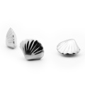 Seashell Shape Stainless Steel Ice Cubes