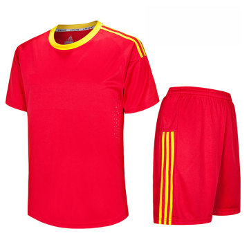 blank football kit soccer training wear
