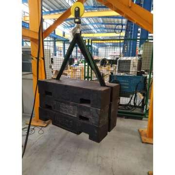 electrically driven wire rope hoist