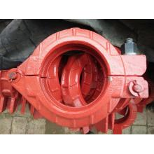 China OEM for Concrete Pump Pipefitting Concrete pump parts sany bolt clamp coupling export to Armenia Manufacturer