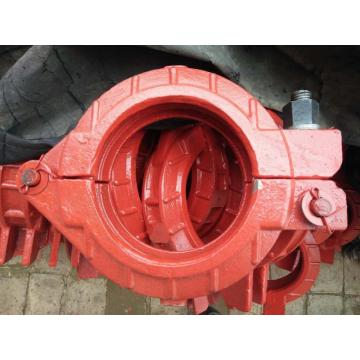 Concrete pump parts sany bolt clamp coupling