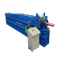 Cold Hydraulic Rain Gutter Roll Forming Machine
