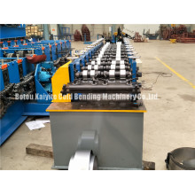 Customized for Drywall Profile Roll Forming Machine Ceiling Channel Omega Profile Making Machine supply to Marshall Islands Factories