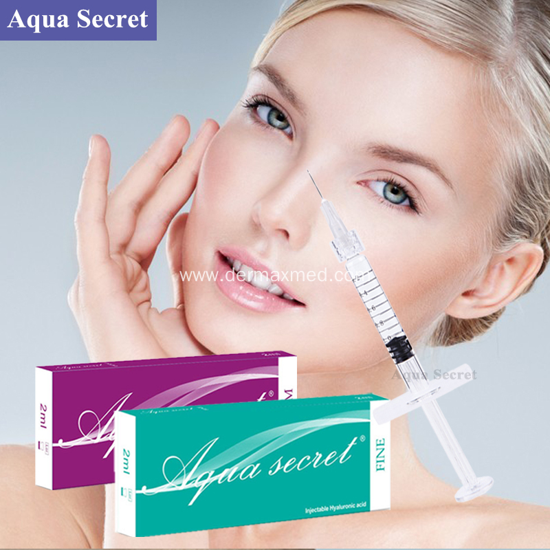 Cross Linked Filler Hyaluronic Acid Dermal Filler