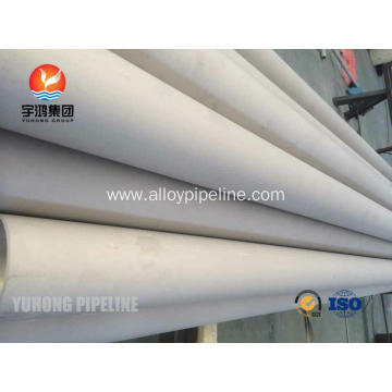 ASTM A376 TP310H Stainless Steel Seamless pipe
