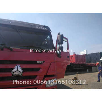 Camion Benne d'occasion Howo 336 Hp