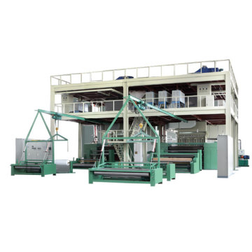 fully automatic nonwoven fabric making machine