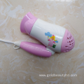 New Coming 1200W Cartoon Foldable Children Hair Dryer