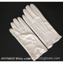 High Quality for for Nylon Safety Gloves White Nylon Formal Mens Gloves with Snap Closure export to Honduras Wholesale